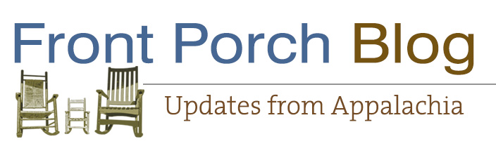 The Front Porch Blog, with Updates from Appalachia