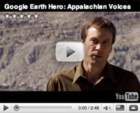 Dr. Matt Wasson is one of Appalachian Voices' Heroes