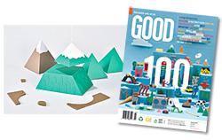 iLoveMountains.org on Good Magazine