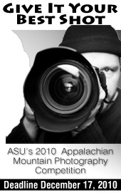 Appalachian Mountain Photography Competition
