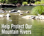Help protect our Mountain Rivers - Join Appalachian Voices Today!