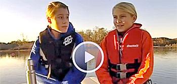 Anna Behnke found arsenic in Mountain Lake