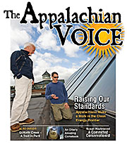 The Appalachian Voice August 2013 issue