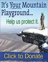 Appalachia is your mountain playground - help us protect it