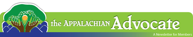 The Appalachian Advocate - Appalachian Voices' Newsletter