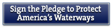 Sign the pledge for clean water