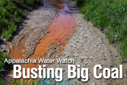 Appalachia Water Watch: Busting Big Coal