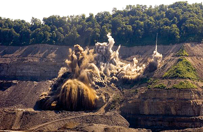 Mountaintop Removal 101 Gt Appalachian Voices