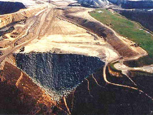 Ecological Impacts of Mountaintop Removal