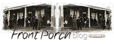 Front Porch Blog