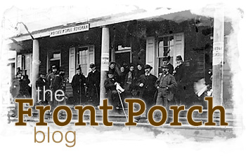 The Front Porch Blog