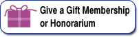 Give a Gift or Honorarium