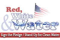 Sign the Pledge to Stand up for Clean Water