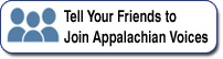 Ask Your Friends to Join Appalachian Voices