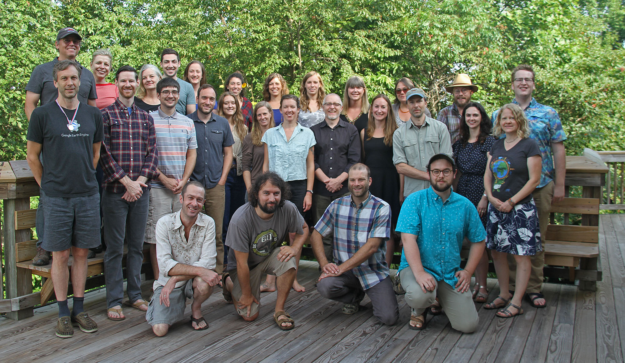Appalachian Voices staff photo 2018