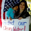 clean water front page