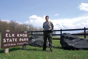 Larry Trivette Superintendent, Elk Knob State Park, N.C.