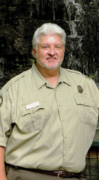 Ron Vanover: State Naturalist KY Dept. of Parks