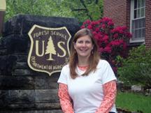 Stephanie Connolly Soil Scientist Monongahela  National  Forest, W.Va.