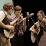 The Honey Dewdrops and Trent Wagler from Steel Wheels