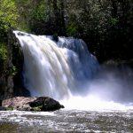 Waterfall at Abrams Fall