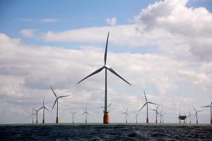 English offshore wind farm