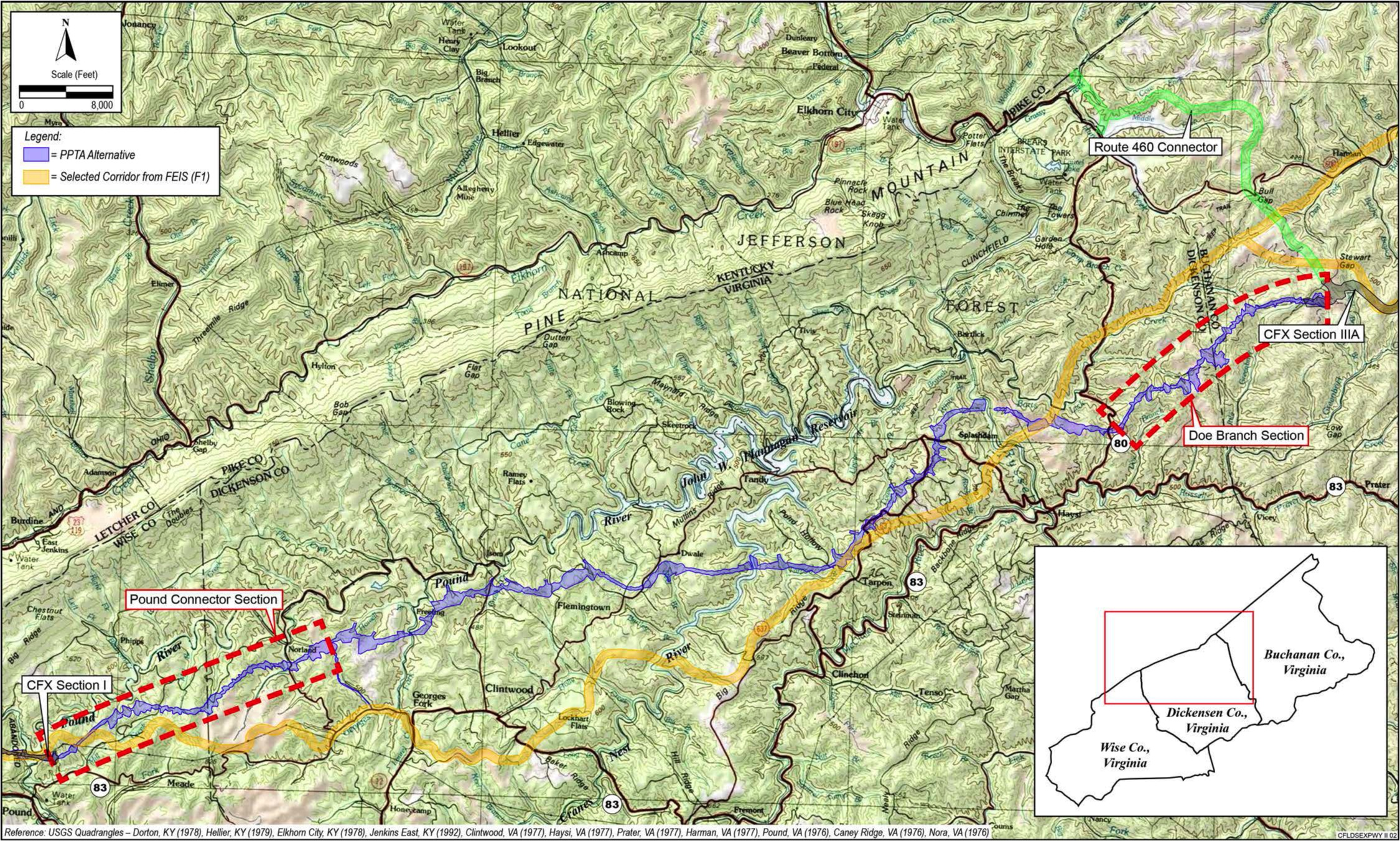 Virginia Transportation Board OKs Coalfields Expressway ...