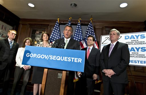Congressional Sequester