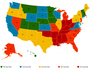 "America\'s ""Sadness Belt"": Appalachian States Worst in U.S. for ..."