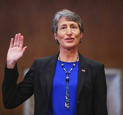 Sally Jewell Confirmation