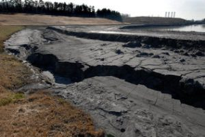 Where is the line? N.C. regulators say they're proactive on coal ash, while the Gov. Pat McCrory sits on a bill to weaken state standards and protect polluters from future lawsuits.