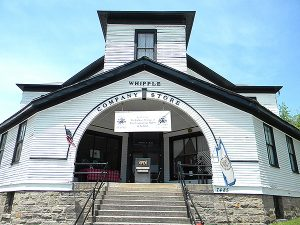 At the Whipple County Store and Appalachian Heritage Museum, Joy Lynn gathers stories from families with personal connections to the region's coal history.