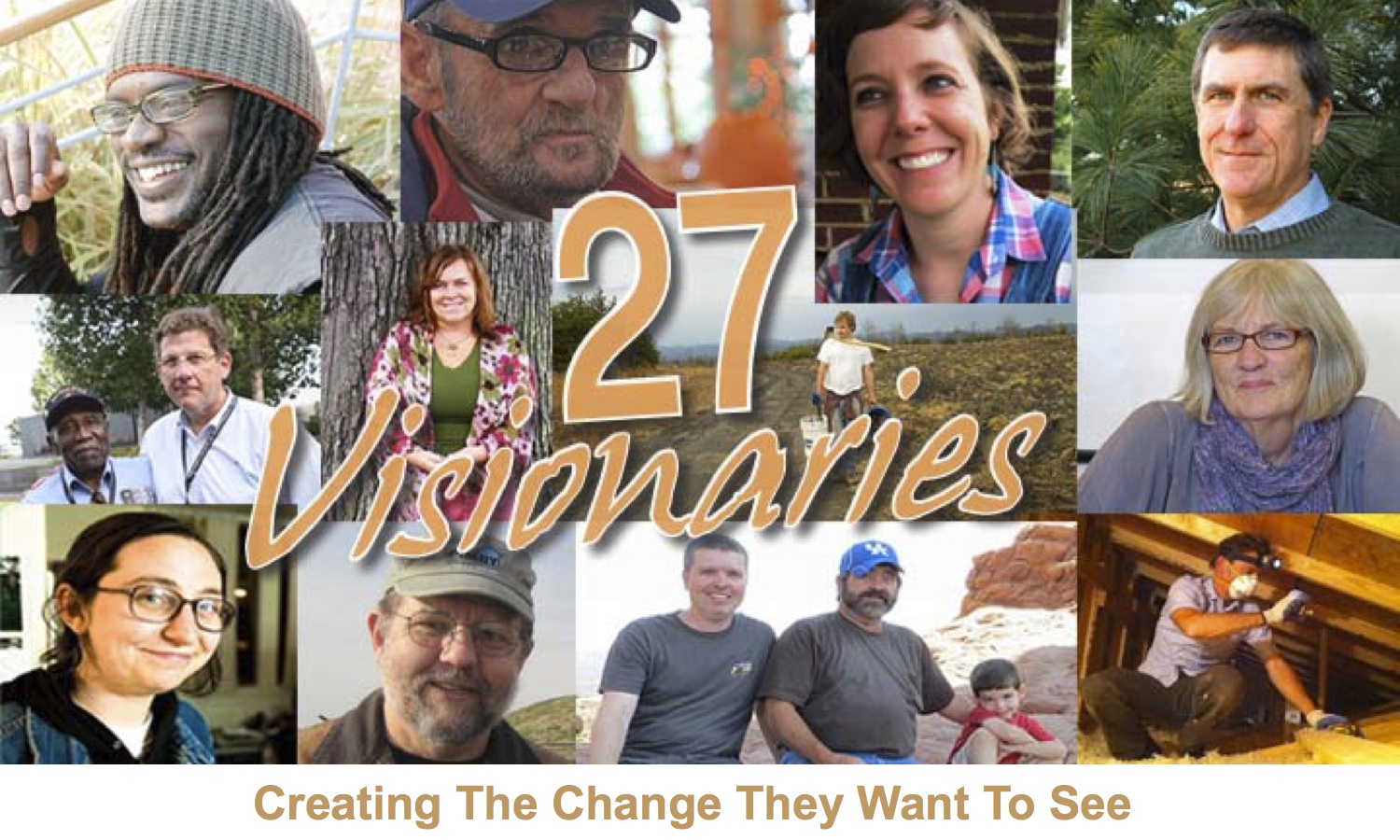 27 Visionaries