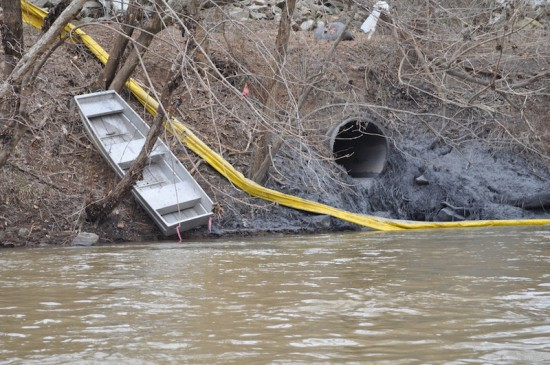 A ruptured storm water pipe was quickly identified as the source of the coal ash polluting the Dan River. But so far, there has been no solution to completely stop coal ash from reaching the river.
