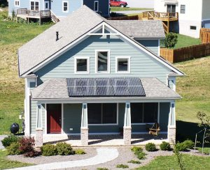 City-scale solar initiatives are being adopted in Virginia.