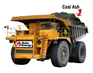 Help us buy Duke Energy a bigger dump truck