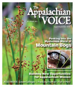 Read the latest issue of The Appalachian Voice here.