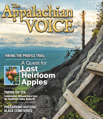 August September 2019 Voice Cover