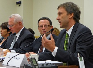 AV's Director of Programs Matt Wasson testifies before Congress