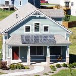 solar on house