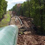 Stopping new pipelines and fracked gas drilling