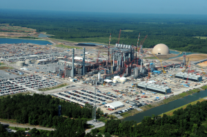 "A ""first-of-its-kind"" technologically speaking and the most expensive coal plant of all time, Mississippi Power's Kemper Plant has put ratepayers at risk in search of unproven and far-off returns. Photo from Wikipedia."