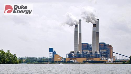 Belews Creek Power Plant by Avery Locklear