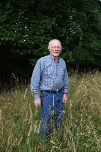 Lewis County, W.Va., resident Tom Bond. Photo by Keely Kernan.