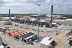 A view of the Blue Grass Chemical Agent-Destruction Pilot Plant. Photo courtesy Blue Grass Chemical Stockpile Outreach Office