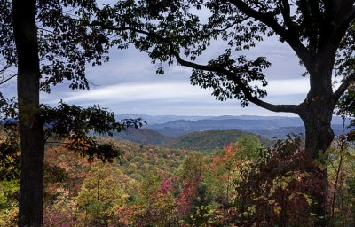 Flag Rock Trail in Southwest Virginia. Photo by Alistair Burke