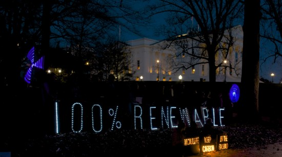 Ahead of the 2016 General Assembly session, Virginians gathered in Richmond to call for greater commitments by their leaders to address climate change and advance renewable energy.