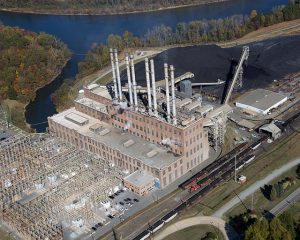 Duke Energy's retired Riverbend Steam Station, Photo from Flickr.