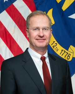 Donald van der Vaart, Secretary of the N.C. Department of Environmental Quality