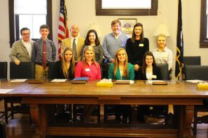 Members of the eastern Kentucky Appalachian Renaissance Initiative at Whitesburg City Hall. Photo courtesy of ARI.
